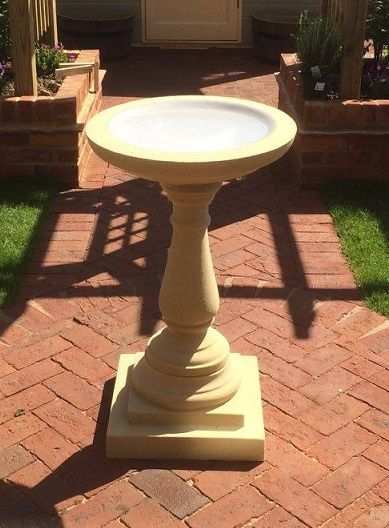 Liberty Plus Bird Bath