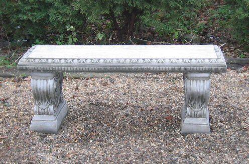 Georgian Bench