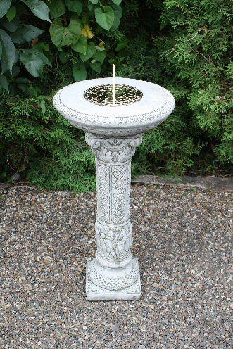 Roman Column Sundial
