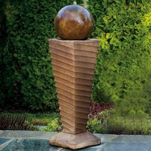 Contemporary Swirl Fountain