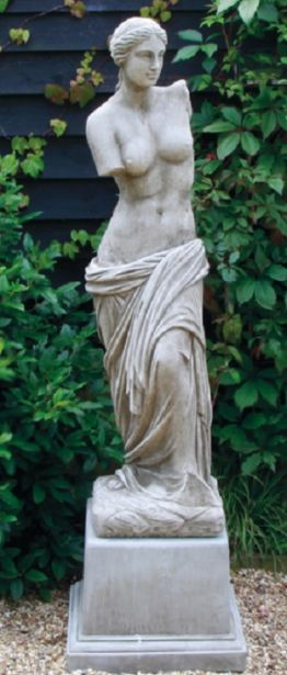 Venus de Milo on Plinth