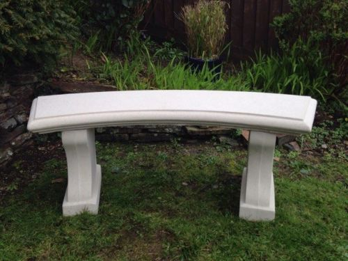Medici Curved Bench