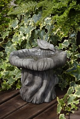 Woodland Bird Bath