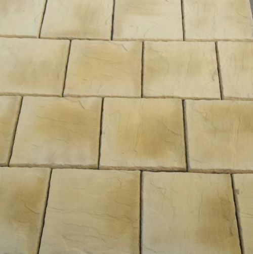Cotswold Buff Slabs