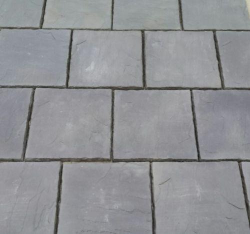 Charcoal Paving Slabs