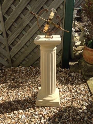 Column Armillary