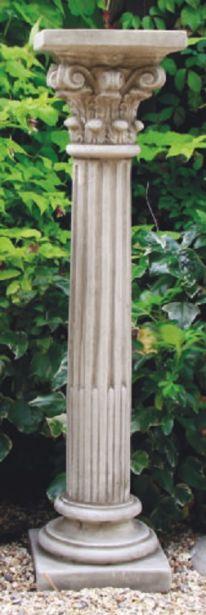 Tall Slim Classic Column