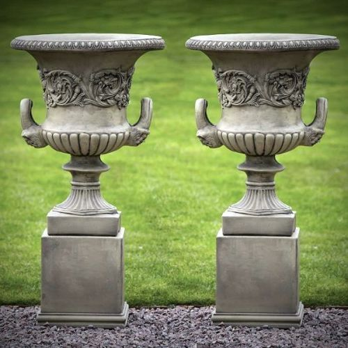 Grecian Urns (Pair)