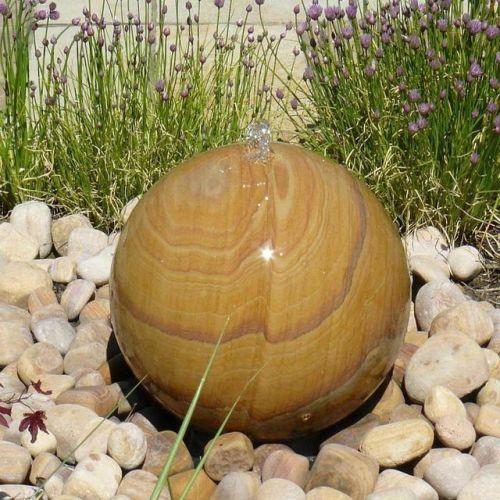 Sandstone Sphere - 50cm