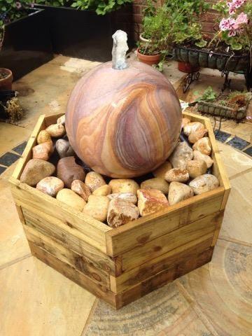 Sandstone 40cm Ball Kit