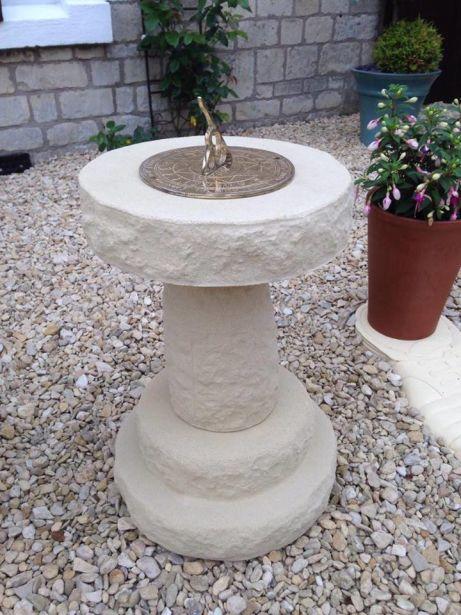 Rough Stone Sundial