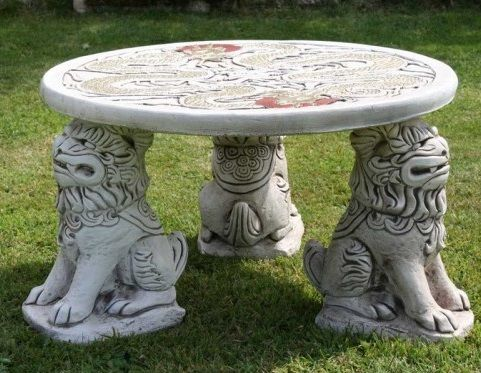 Foo Dog Table