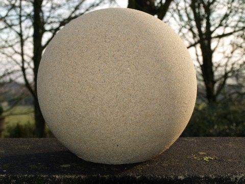Stone Ball - 25cm