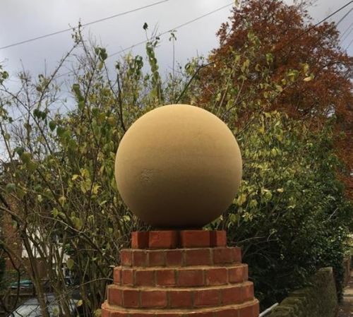 Stone Ball - 50cm