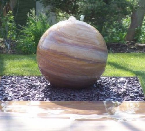 Sandstone Sphere - 60cm