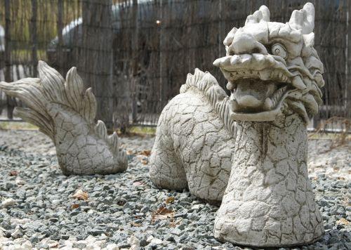 Three Part Dragon