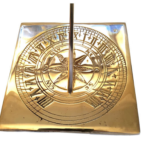Roman Brass Sundial