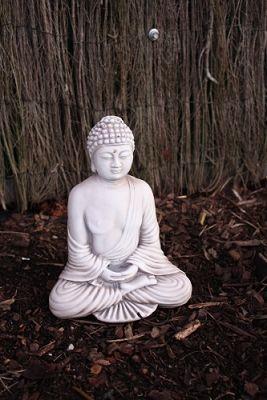 Mini Fan Buddha