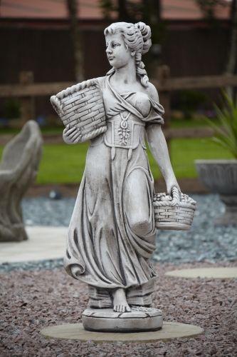 Large Basket Girl