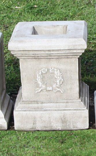 Emblem Plinth