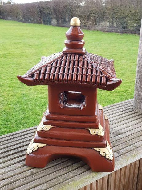 Single Tier Pagoda