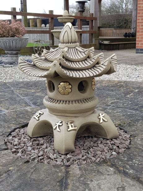 Triple Top Pagoda