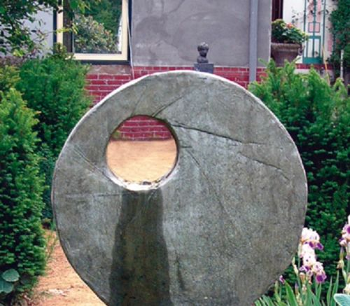 Viewpoint Fountain
