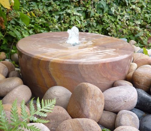 Large Magnus Water Feature