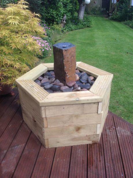 Basalt Fountain Kit