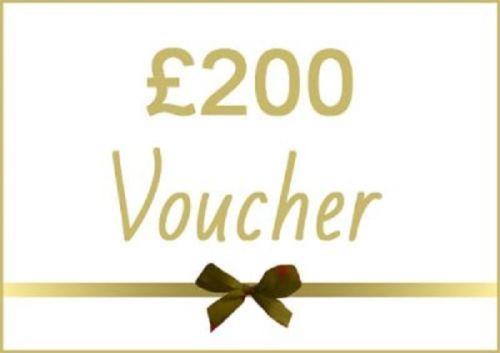 Gift Voucher £200.00