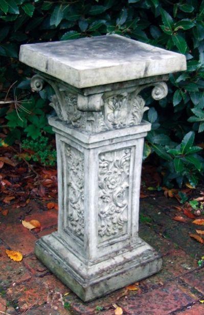 Rococo Plinth