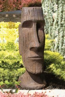 Easter Island God