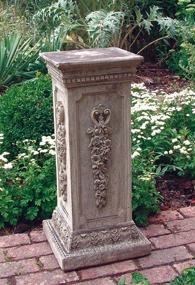 Floral Plinth
