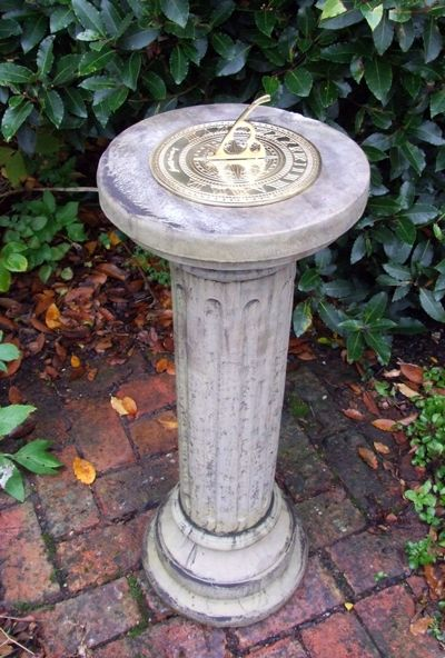 Brighton Brass Sundial
