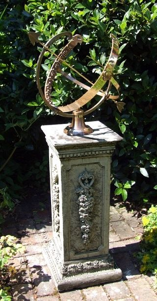 Floral Large Armillary