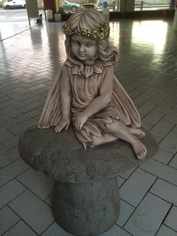 Fairy on a Rock