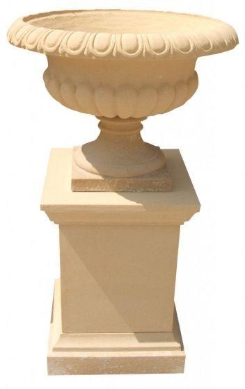 Queen Anne Pedestal