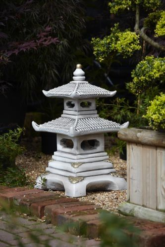 Two Tier Pagoda