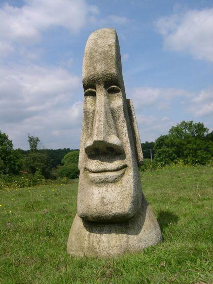 Easter Island Head - Male