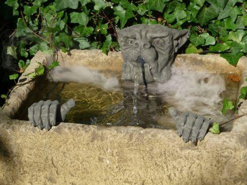 Gargoyle Water Feature