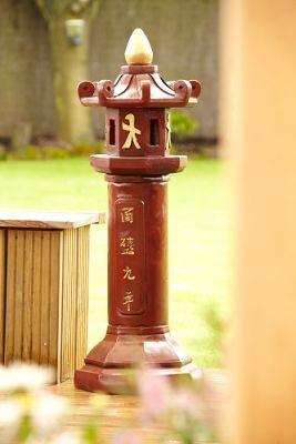 Oriental Candle Lantern