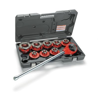 Ridgid 12R 1/2-2 Threader Manual Ratchet