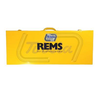"""REMS Amigo 2 Threader 1/2"""" to 2""""BSPT Kit"""
