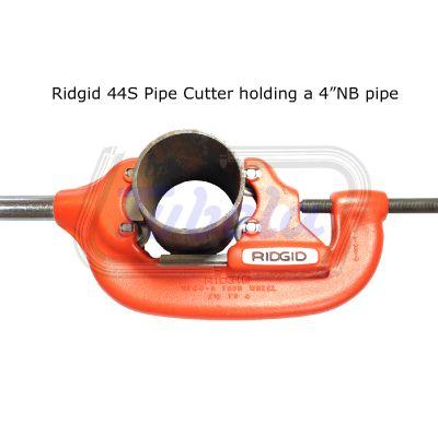 "Ridgid 44S 4""NB Pipe Cutter"