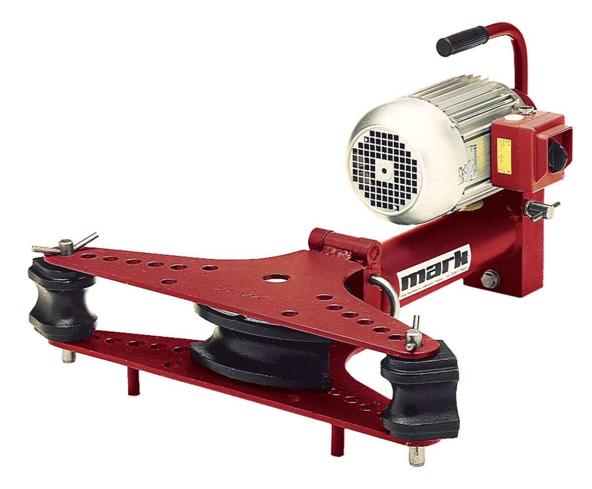 Hydraulic Pipe Bending Machines : Mark pipe bending machines from tubela the home