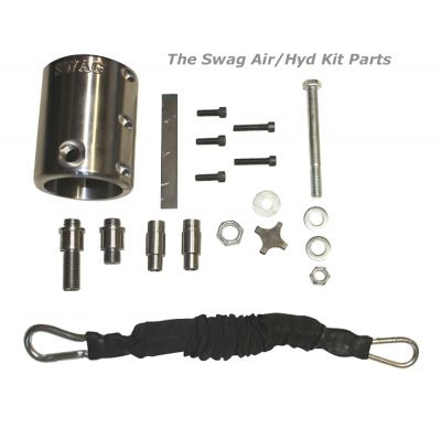 Swag JD2 Model 3 & 32 Air-Hydraulic Kit