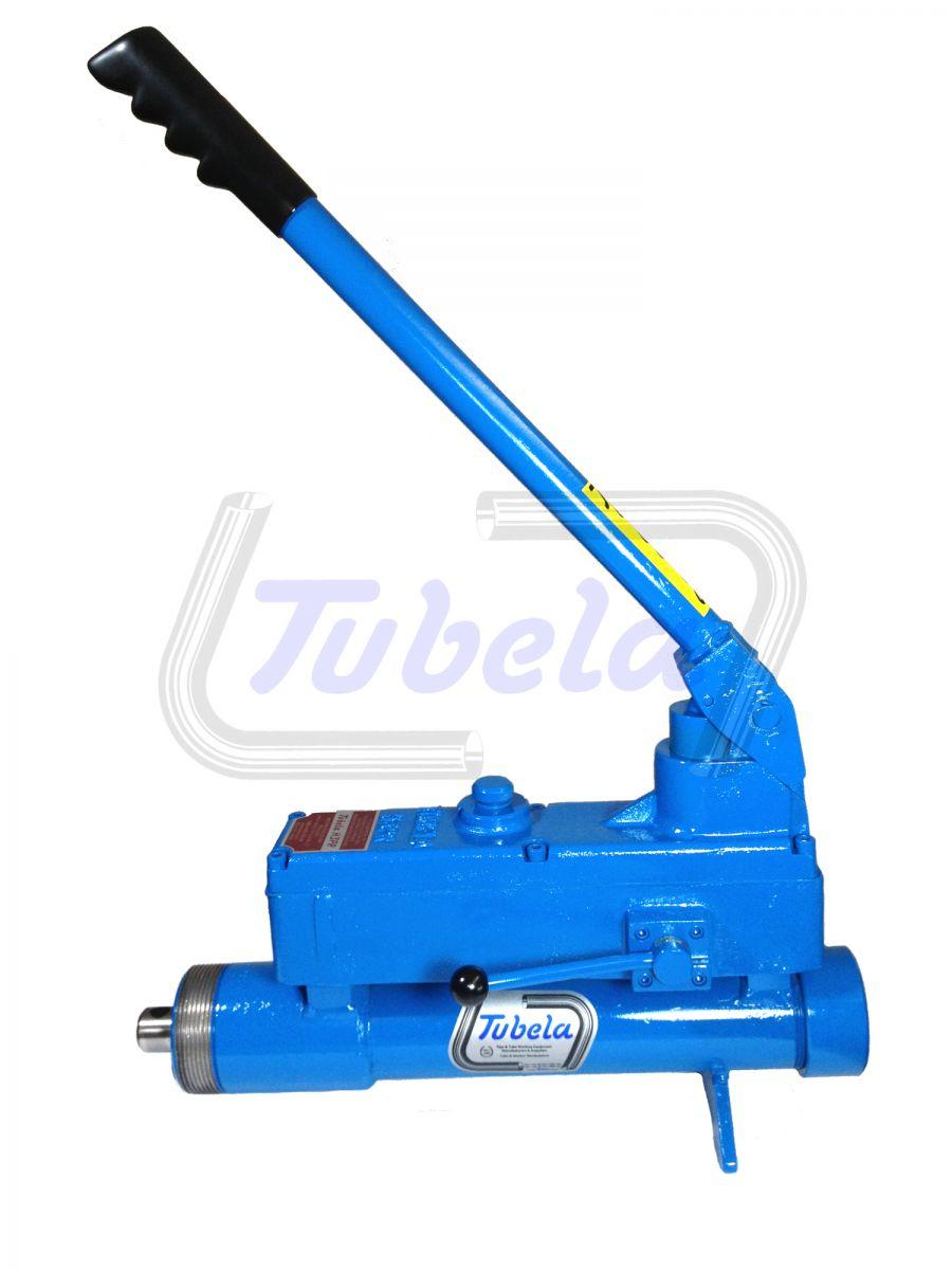 Stainless Steel Hydraulic Pipe Bender : Tubela h pr hand hydraulic pipe bender the home