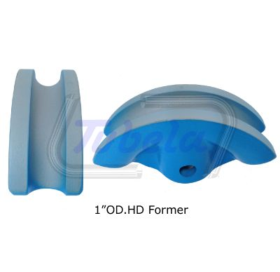 Tubela OD.HD Formers for hydraulic Pipe bending machines