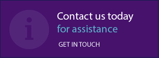Contact us today for assistance