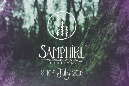 Samphire Music festival social media graphic supplied by Festival team